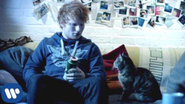 """Drunk"" Ed Sheeran"
