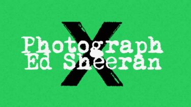 """Photograph"" Ed Sheeran"